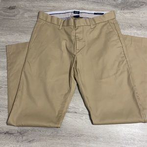 GAP Khaki Straight Fit Pants